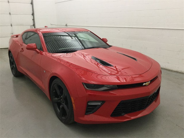 New 2018 Chevrolet Camaro Ss 2d Coupe In Waterbury