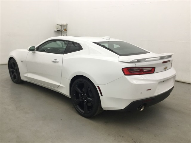 Blasius Pre Owned >> Pre-Owned 2018 Chevrolet Camaro SS 2D Coupe in Waterbury