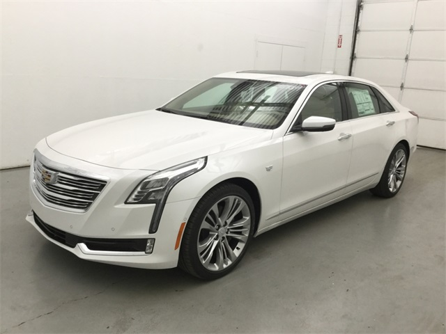 New 2018 Cadillac Ct6 3 0l Twin Turbo Platinum 4d Sedan In Waterbury