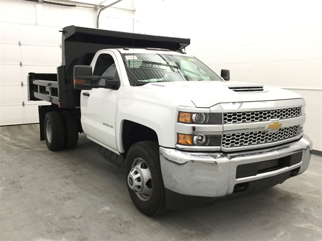 New 2019 Chevrolet Silverado 3500hd Work Truck 2d Standard Cab In