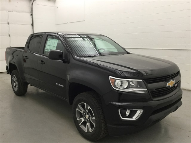 Chevrolet Vin Window Sticker >> New 2018 Chevrolet Colorado Z71 4D Crew Cab in Waterbury #T9413T18 | Blasius Chevrolet Cadillac
