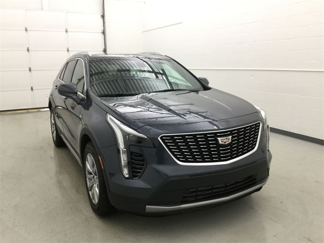 New 2019 Cadillac Xt4 Premium Luxury 4d Sport Utility In Waterbury